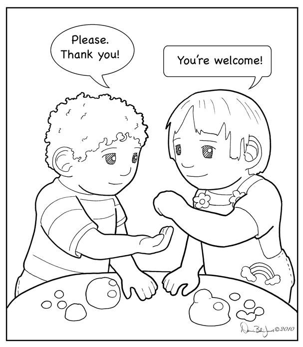 coloring book – familiar oddlings