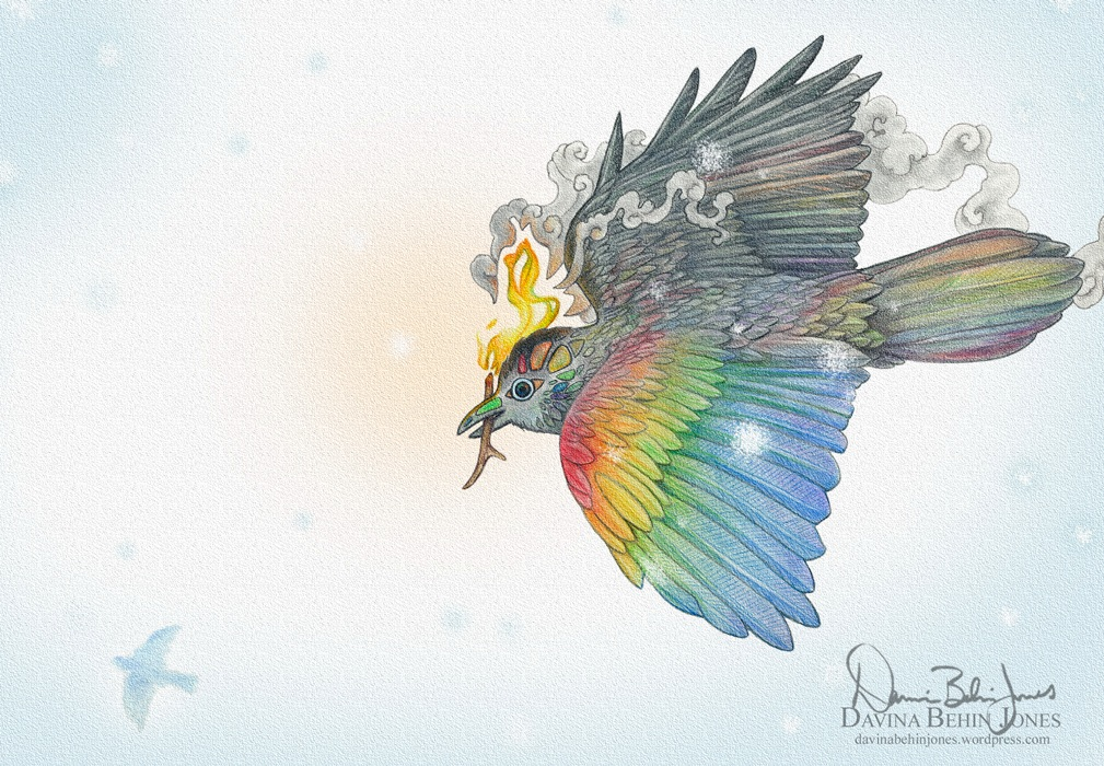 RainbowCrow_dA
