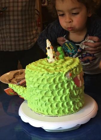 CakeCandle